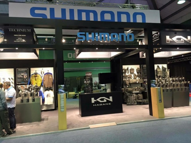 SHIMANO RETURNS TO T&G SHOW!